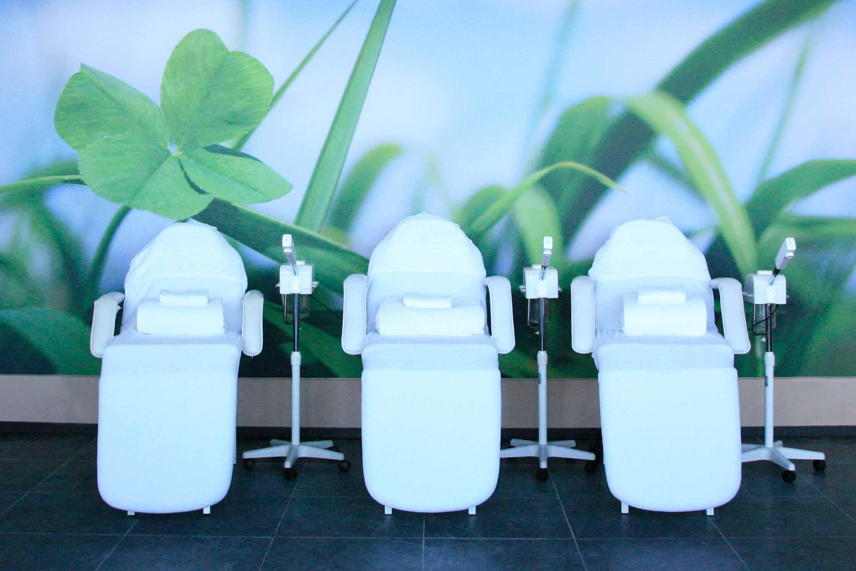 Stoelen beautysalon at events